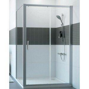 Sprchové dveře Huppe Classics 2 posuvné s pevným segm. C25306.087.322