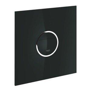 Ovládací tlačítko Grohe Veris Light sklo velvet black 38915KS0