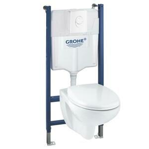 Modul do lehké stěny k WC Grohe Solido 39398000