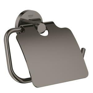 Držák toaletního papíru Grohe Essentials Hard Graphite 40367A01