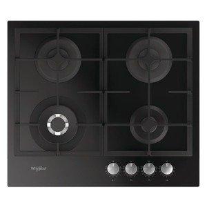 Plynová varná deska Whirlpool černá GOFL629NB