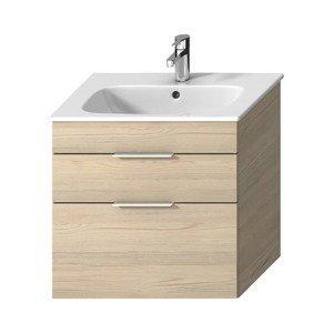 Koupelnová skříňka s umyvadlem Jika Deep by Jika 65x60,7x43 cm jasan H41J6144025141