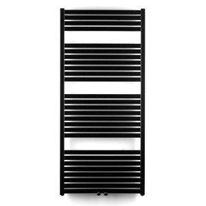 Radiátor kombinovaný Thermal Trend KH 133x60 cm černá KH6001320SBL