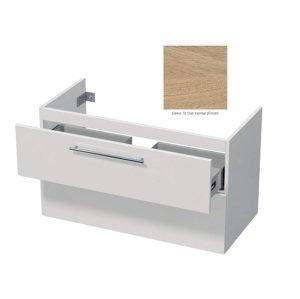 Koupelnová skříňka pod umyvadlo Naturel Ratio 98x56x45 cm Dub MK1002Z56.70
