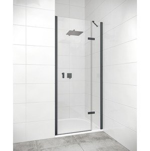 Sprchové dveře Walk-In / dveře 120 cm Huppe Strike New SIKOKHD120TCP