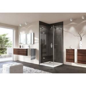 Sprchové dveře 80x190 cm levá Huppe Strike chrom lesklý SIKOSTRIKE80LST100