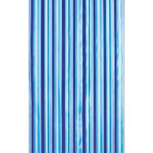 Aqualine vinyl modrá pruhy ZV011 180 x 180 cm