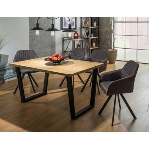 Jídelní stůl Walis 150x90cm, dýha