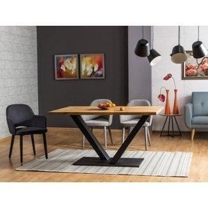 Jídelní stůl William, 150x90cm, masiv