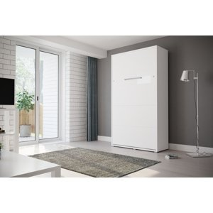 Sklápěcí postel Home 120x200cm, bílá