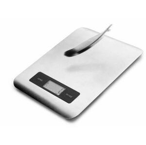 Ibili Nerezová digitální kuchyňská váha 1g - 5kg