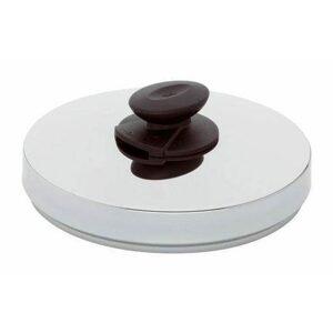 Fissler Poklice na tlakové hrnce Vitavit® – O 26 cm, nerez