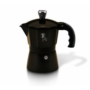 BERLINGERHAUS Konvice na espresso 3 šálky Black Rose Collection