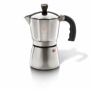 BERLINGERHAUS Konvice na espresso 6 šálků Moonlight Edition BERLINGERHAUS BH-6390 300ml