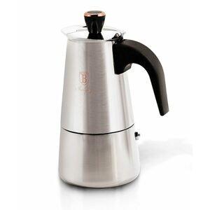 BERLINGERHAUS Konvice na espresso 6 šálků nerez Moonlight Edition
