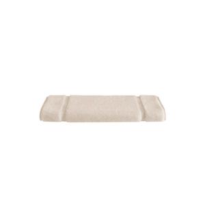 Soft Cotton Koupelnová předložka NODE 50x90 cm Smetanová