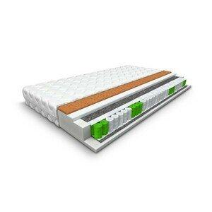 Taštičková matrace TWIST 18 cm 200x200 cm