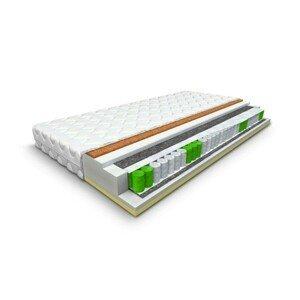 Taštičková matrace s visco pěnou ARIZONA 180x200 cm