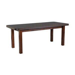 Rozkládací jídelní stůl WENUS 8 Kaštan