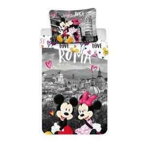 Povlečení bavlněné, Mickey Mouse ROMA