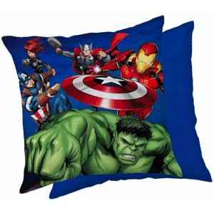"Jerry Fabrics Dekorační polštářek 40x40 cm - Avengers ""03"""