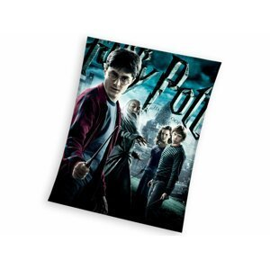 Carbotex Deka fleecová 130x170 cm - Harry Potter a Princ dvojí krve