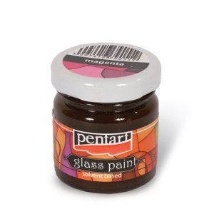 Barva na sklo PENTART - 30 ml