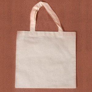 Bavlněná taška s ručkou - 29 x 29 cm