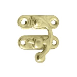 Kovové zapínání / mosaz - 1 ks
