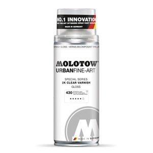 Bezbarvý lak Molotow ™ UFA 400 ml