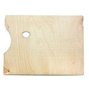 Paleta ze dřeva obdélníková - 30x40 cm