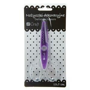 Dekorační nůžky 13,5 cm