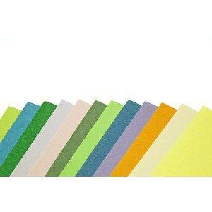 Tónovaný papír A4 / různé barvy