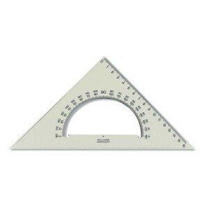 Trojúhelník 45/177 s úhloměrem KKO
