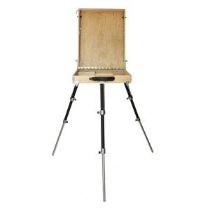 Profesionální malířský stojan polní - GREAT VALERIANO BOX