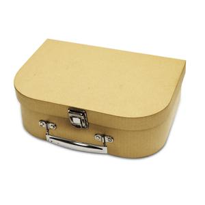 Kartónový kufřík 25,5x17,5x8,5 cm