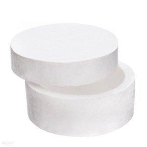 Polystyrénový box kulatý 13.5 cm
