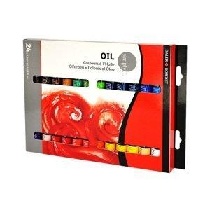 Daler-Rowney - SIMPLY olejová sada 24 x 12ml