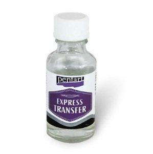 Expresní transferový roztok PENTART - 20 ml (tranferový roztok PENTART)