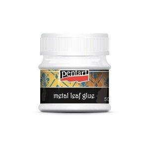 Lepidlo na metalické plátky 50 ml (hobbby lepidlo Pentart)