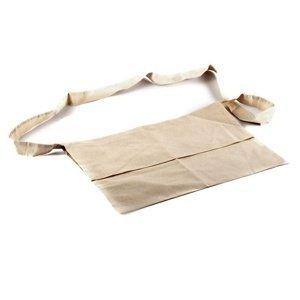 Bavlněná taška přes rameno 30x37 cm (přírodní taška na dekorování)