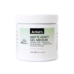 Matné gelové médium Heavy 500 ml (Husté médium pro akryl)