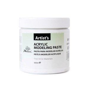 Modelovací akrylová pasta 500 ml (Matná modelovací pasta)