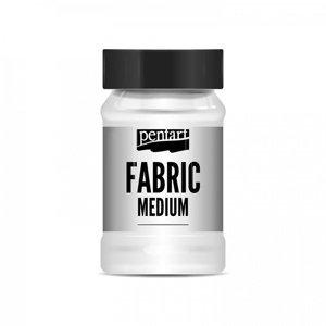 Médium pro textil Pentart (textilní médium)
