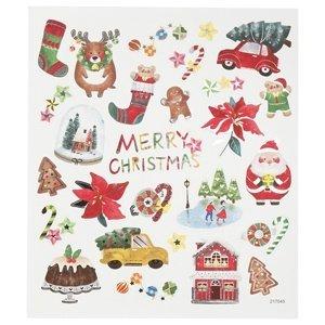 Vánoční nálepky Everything for Christmas (dekorační nálepky)