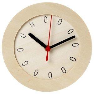 Hodiny s rámem DIY (dřevěné hodiny vhodné na dotvoření)