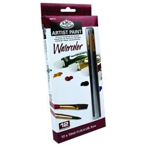 Akvarelové barvy ARTIST Paint 12x12ml