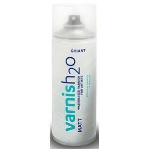 GHIANT H2O závěrečný lak ve spreji matný - 400 ml