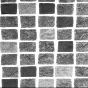 Bazénová fólie z PVC-P ALKORPLAN 3000 persia černá 1,5 mm, šíře 1,65 m