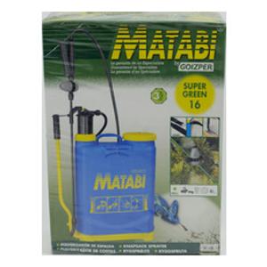 Postřikovač zádový Matabi Super Green 16,8 l